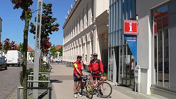 Tourist- und Nationalparkinformation Neustrelitz
